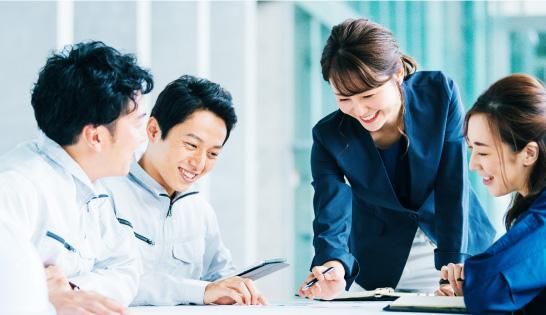 豊富な経験と最新の情報で社会保険料の適正化をサポートイメージ