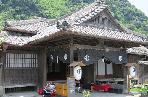 世界文化遺産名勝「仙巌園」