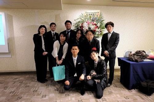 山田 省三先生 退職記念祝賀会