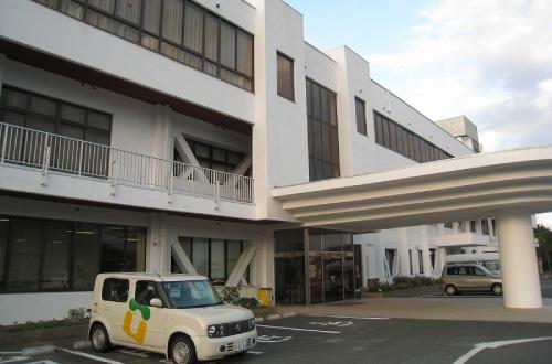 ④立派な研修センター