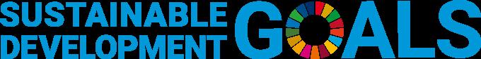 Sustainable Development Goalsロゴ